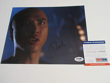 DONNIE YEN SIGNED 8X10 PHOTO PSA/DNA COA AA89896 YEN JI DAN IP MAN IRON MONKEY