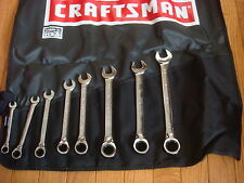 Craftsman  8PC Professional Use Reversible Ratcheting Wrench Set BRAND NEW!!