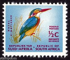 SOUTH AFRICA 1/2c Natal Kingfisher 1v MNH @E1932