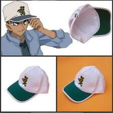Anime Detective Conan Heiji Hattori Cosplay Hat Adjustable Baseball Cap  ^