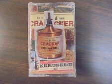 "NEW SEALED ""Cracker"" Kerosene Hat    Cassette tape         (G)"