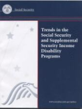 Trends in the Social Security Disability Insurance and Supplemental Security Inc