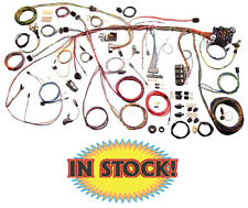 American Autowire Complete Wiring Kit - 1969 Mustang 510177