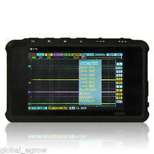 New Portable Mini ARM DSO203 4 Channel Quad Digital Storage Oscilloscope Nano US