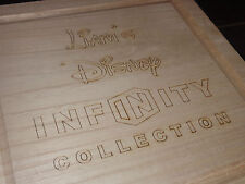 Personalised Engraved Wooden Storage Box - Skylanders / Disney Infinity Gift