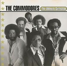The Commodores Ultimate Collection CD NEW SEALED Lionel Richie Easy+