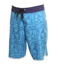 2015 NWT MENS VOLCOM OPTICON MOD BOARDSHORTS $60 32 cyan blue swimsuit swimming