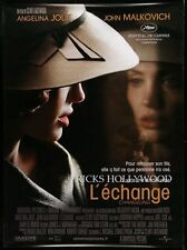 "HUGE Original RARE ANGELINA JOLIE CHANGELING French Bus Shelter Poster 47""X70"""
