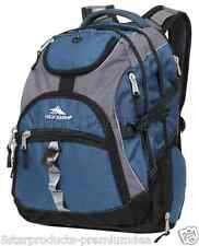 "NEW HIGH SIERRA 17"" LAPTOP COMPUTER NOTEBOOK BAG BACKPACK HIKING SCHOOL TRAVEL"