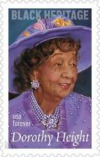 2017 New Dorothy Height Forever US Single Mint/nh Free shipping offer