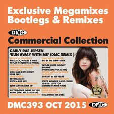 DMC Commercial Collection 393 Club Hits Mixes DJ Music CD In Halloween Mix 2015