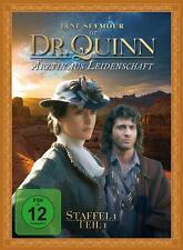 Dr. Quinn-Ärztin aus Leidenschaft NEU OVP Teil 1 von Staffel 1 auf 3 DVDs