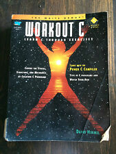 Workout C : Learn C Through Exercises by David Himmel (1992, Paperback) #4999