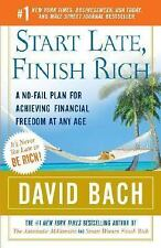 Start Late, Finish Rich: A No-Fail Plan for Achieving Financial Freedo-ExLibrary