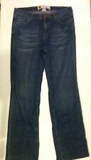 Women's  GAP 1969 Boy Cut Stretch Medium Wash Blue Jeans Size 4reg