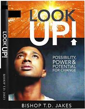 Look Up - Possibility Power & for Change - 2 CD Bishop T.D. Jakes