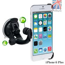 360°Rotating Windshield Suction Car Holder Mount Cradle Dash Apple iPhone 6 Plus