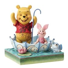 Disney Traditions 4054279 50 Years of Friendship Winnie the Pooh and Piglet