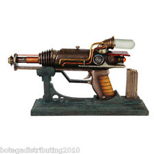Steampunk Collection Life Size Destroyer Hand Gun Colonel Fizziwigs Gauge Laser