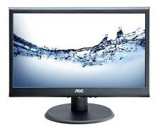 "B Grade - AOC 19"" (18.5"") Inch LED Monitor HD Ready 1366 x 768 5MS VGA 16:9"