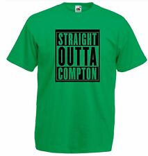 Straight Outta Compton Rap Music Dr Dre NWA Eazy-E ,T Shirt Childrens Kids Size