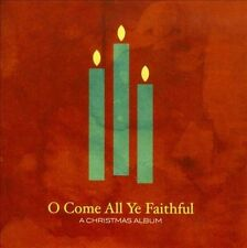 O Come All Ye Faithful: A Christmas Album by Christian Artists (CD, 2010) VERY G