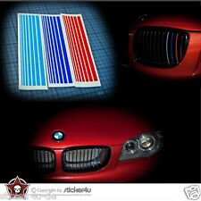 (29) BMW Nieren Sticker F07 F10 F11 F12 F13 F15 F16 F18 F20 F21 F22 Performance