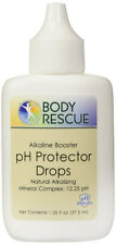 Alkalizing Booster pH Protector Drops 1.25 oz Body Rescue, Mineral Complex