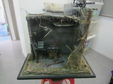 1/6th Scale Military Diorama: Dilapidated House
