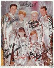 """Lost in Space CBS TV show 8x10"""" reprint Signed Cast Photo RP"""