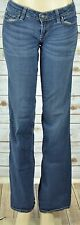 PAIGE DENIM Canyon Boot Cut Stretch Distressed Wash Jeans Size 27