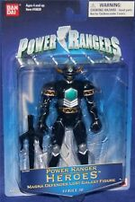 "Power Rangers Lost Galaxy 5"" Magna Defender Ranger Heroes Series 10 New 2003"