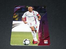 CRIS OLYMPIQUE LYONNAIS LYON OL GERLAND PANINI FOOTBALL CARD 2008-2009
