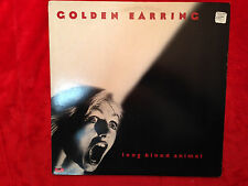"Golden Earring ""Long Blond Animal"" Vinyl-LP 1980 1ST Press PD1-6303 Rock 12"" USA"