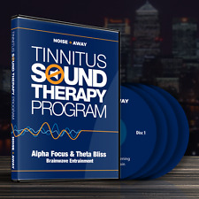 Ringing In The Ears? Try This - Noise Away Tinnitus Relief Sound Therapy