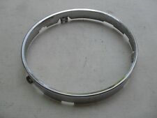 USED ORIGINAL PORSCHE 911 912 930 HEAD LIGHT HELLA RETAINING RING 90163110203