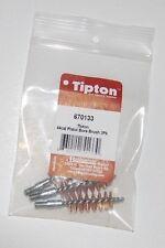 Battenfeld Tipton Best Bore Brushes 3 Pack 44 Caliber Pistol Gun Cleaning Brush