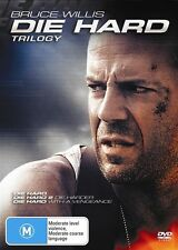 DIE HARD - TRILOGY (BOX-SET) (DVD Movie) Region: 4 PAL