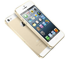 NEW in BOX APPLE iPhone 5s 32GB GOLD FACTORY UNLOCKED 4G LTE SMARTPHONE