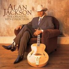 ALAN JACKSON - THE GREATEST HITS COLLECTION - CD SIGILLATO 1995