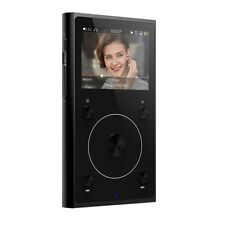 Fiio X1ii 2nd Gen De Alta Res (MP3/FLAC/WAV) Bluetooth Reproductor De Audio Digital Negro