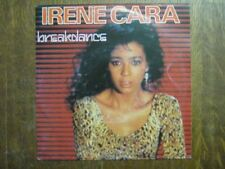 IRENE CARA 45 TOURS HOLLANDE BREAKDANCE