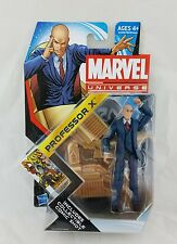 "Marvel Universe 3.75"" Series 4 #022 Professor X Hasbro (Mint On Card) X-Men"