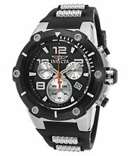 Invicta 22235 Speedway Stainless Steel Case Chronograph Men's Watch (item#676)