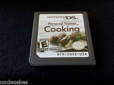 Personal Trainer Cooking Nintendo DS 2008