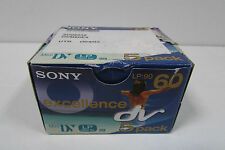 Sony, mini DV tapes