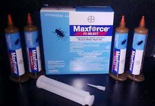 Maxforce FC Select Cockroach German Roach Control Gel Bait 4 x 30 gram Tubes