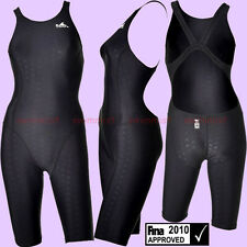 NWT YINGFA 925-1 RACING SHARKSKIN KNEESKIN M US GIRLS 12-14 MISS 4 FINA APPROVED