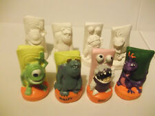 Monsters Inc SULLEY MIKE Boo Randall vernice proprio Figure