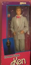 Vintage Dream Glow Ken Mattel Barbie Doll 1985 NRFB